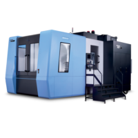 Syracuse Supply 5-Axis Machining Centers Doosan DHF