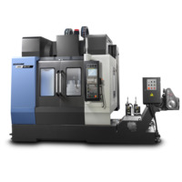 Syracuse Supply Vertical Machining Centers Doosan DMP