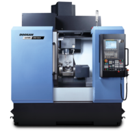 Syracuse Supply 5-Axis Machining Centers Doosan DNM 5AX
