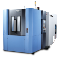 Syracuse Supply Horizontal Machining Centers Doosan HC