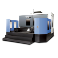 Syracuse Supply Horizontal Machining Centers Doosan HM