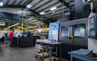 Elite Turning & Machining Sees Business Boom With Doosan