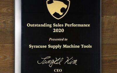 Syracuse Supply Machine Tool & Supplies Scores Big!