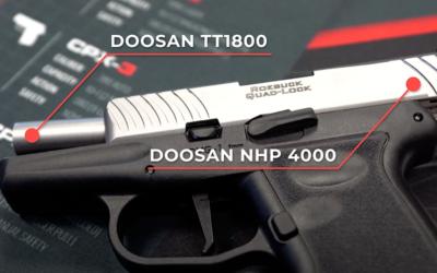 SCCY Firearms Loves Doosan